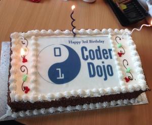 happy birthday Dojo