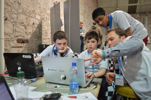 Dublin Web Summit website challenge