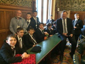 Mentor Diary: Houses of Parliament Dojo