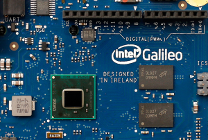 Intel Galileo Project