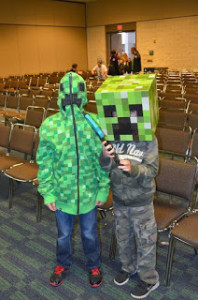 CoderDojo Kids Wow At Minecon 2013