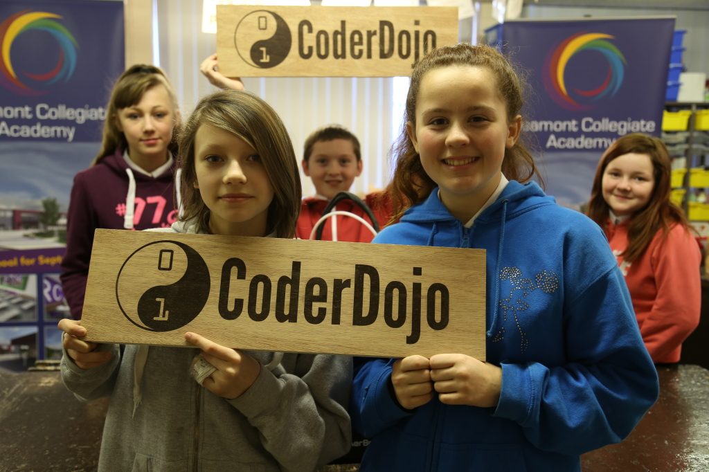 CoderDojo Warrington11