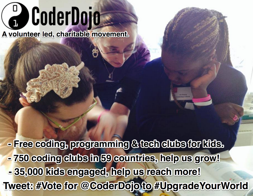 Vote CoderDojo