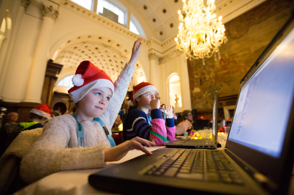 CoderDojo in House of Lords college Green-6