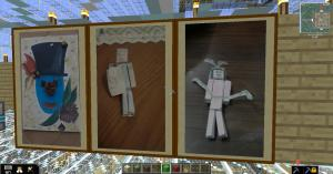 CD14 Real Art in Minecraft