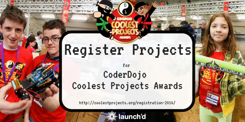 Register for CoderDojo Coolest Projects Awards (3)