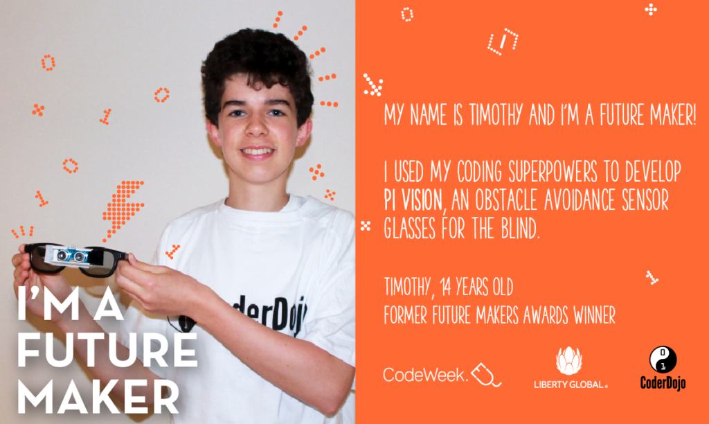 Future Maker- Timothy