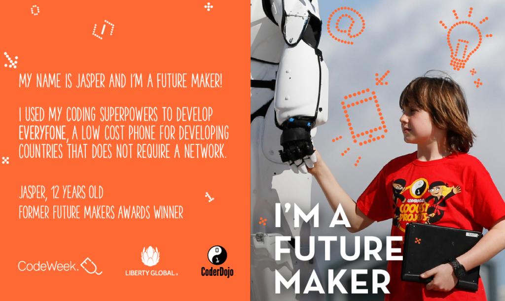Future Maker- Jasper